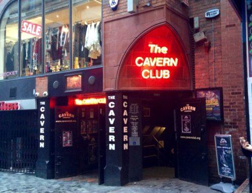 Выступление в клубе Cavern, Ливерпуль